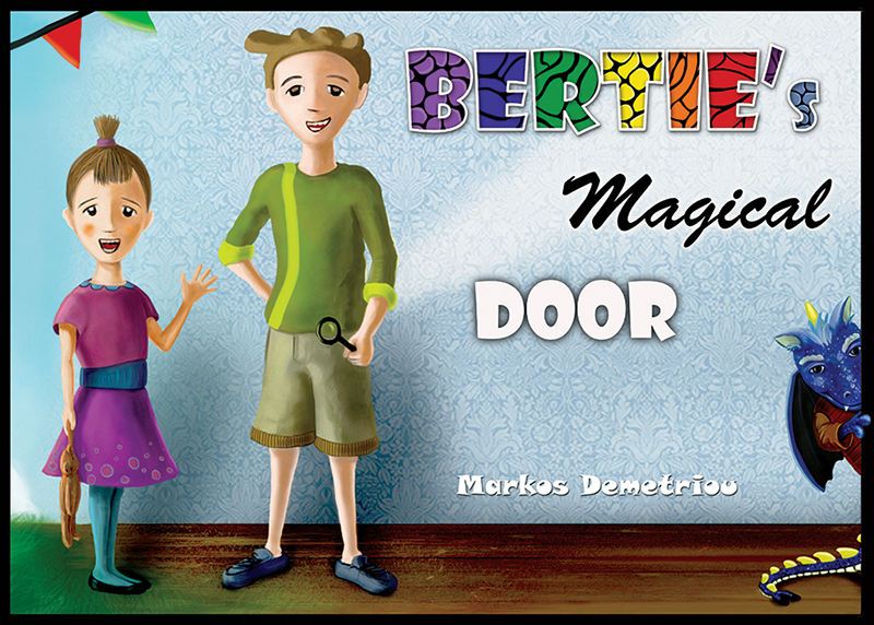 Bertie\'s Magical Door