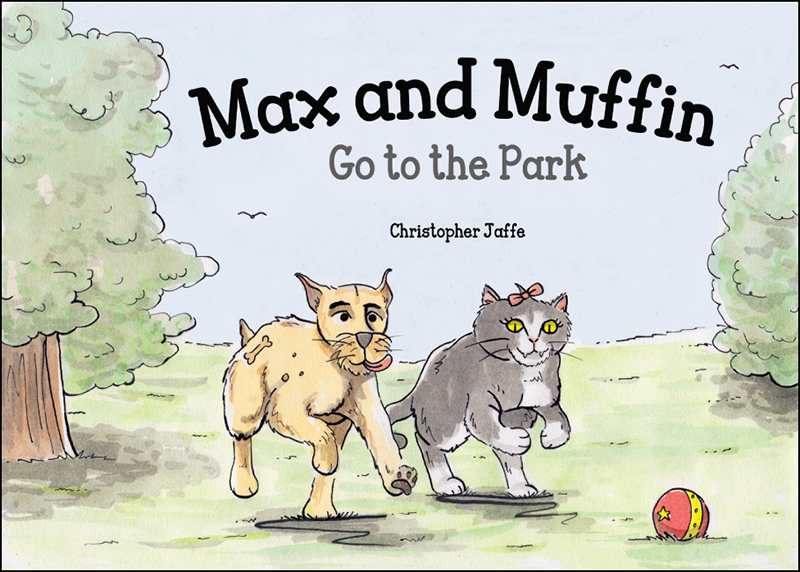 Max And Muffin Go To The Park
