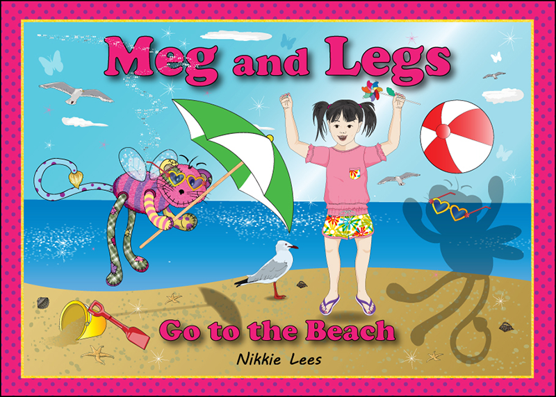 Meg And Legs Go To The Beach