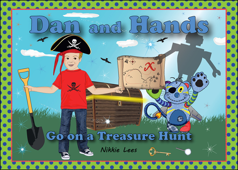Dan And Hands Go On A Treasure Hunt